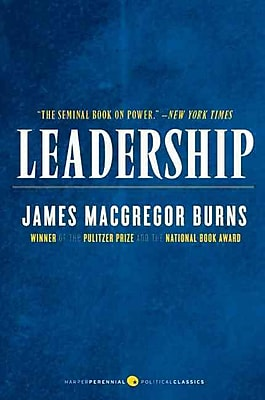 Leadership James M. Burns Paperback