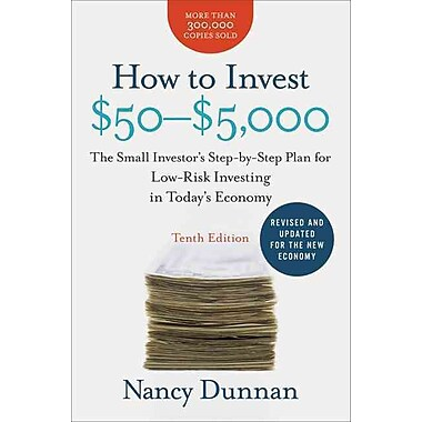 How to Invest $50-$5,000 Nancy Dunnan Paperback