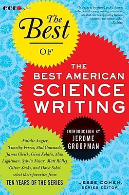 The Best of the Best American Science Writing Jesse Cohen Paperback