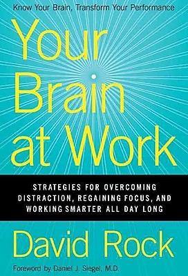 Your Brain at Work David Rock Hardcover