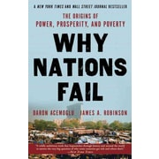 Why Nations Fail Daron Acemoglu, James Robinson Paperback