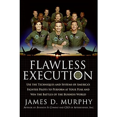 Flawless Execution James D. Murphy Paperback