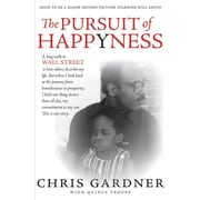 The Pursuit of Happyness Chris Gardner  Hardcover