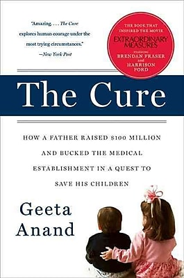 The Cure Geeta Anand Paperback