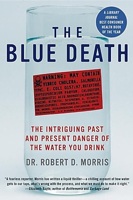 The Blue Death Robert D. Morris Paperback