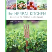 The Herbal Kitchen Jerry Traunfeld Hardcover