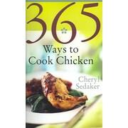 365 Ways To Cook Chicken Cheryl Sedeker Plastic Comb
