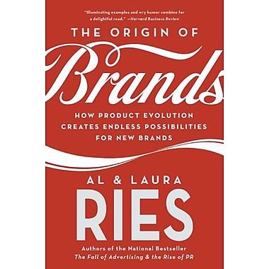 The Origin of Brands Al Ries , Laura Ries Paperback