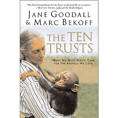 The Ten Trusts Jane Goodall , Marc Bekoff Paperback