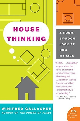 House Thinking Winifred Gallagher Paperback