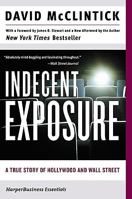 Indecent Exposure David McClintick Paperback