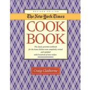 The New York Times Cook Book Craig Claiborne Hardcover