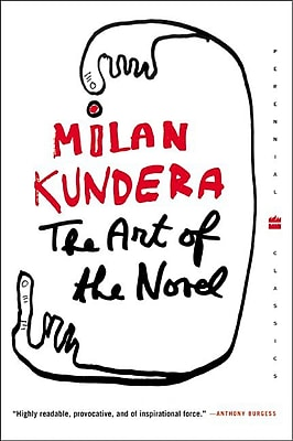 The Art of the Novel Milan Kundera Paperback
