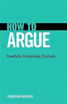 How to Argue Jonathan Herring Paperback
