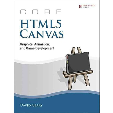 Core HTML5 Canvas David Geary Paperback