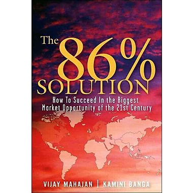 The 86 Percent Solution Paperback