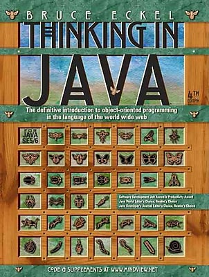 Thinking In Java Bruce Eckel Paperback