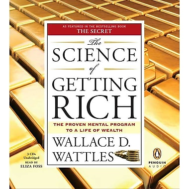 The Science of Getting Rich Wallace D. Wattles CD