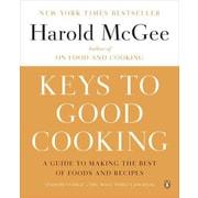 Keys to Good Cooking Harold McGee Paperback