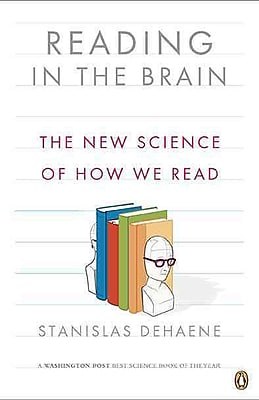Reading In The Brain Stanislas Dehaene Paperback