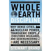Whole Earth Discipline Stewart Brand  Paperback