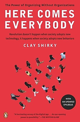 Here Comes Everybody Clay Shirky Paperback