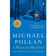 A Place of My Own Michael Pollan Paperback