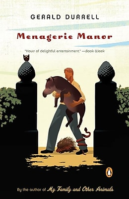Menagerie Manor Gerald Durrell Paperback