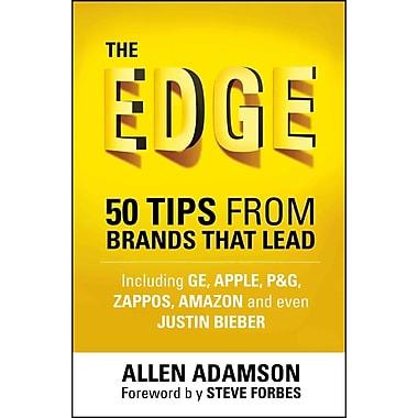 The Edge Allen P. Adamson, Steve Forbes Hardcover