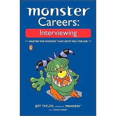 Monster Careers Jeffrey Taylor, Doug Hardy Paperback