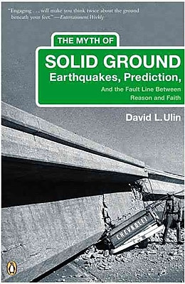 The Myth of Solid Ground David L. Ulin Paperback 521916