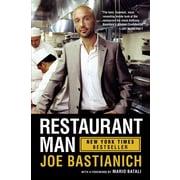 Restaurant Man Joe Bastianich  Paperback