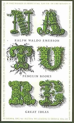 Nature (Penguin Great Ideas) Ralph Waldo Emerson Paperback