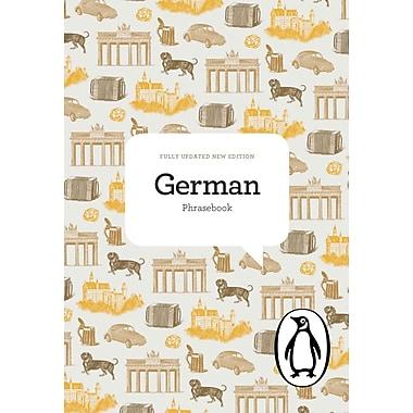 The Penguin German Phrasebook, Fourth Edition Jill Norman, Ute Hitchin, Renata Henkes Paperback