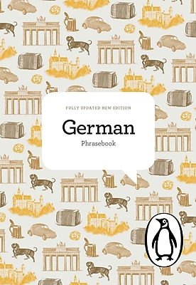 The Penguin German Phrasebook, Fourth Edition