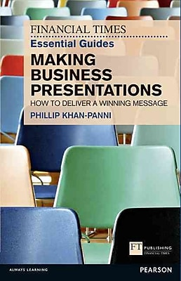 FT Essential Guide to Making Business Presentations Paperback