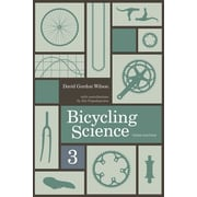 Bicycling Science David Gordon Wilson Paperback