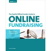 The PayPal Official Insider Guide to Online Fundraising (PayPal Press) Jon Ann Lindsey Paperback