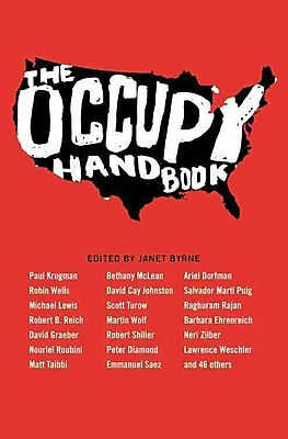 The Occupy Handbook Janet Byrne Paperback