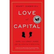Love and Capital: Karl and Jenny Marx Mary Gabriel Paperback