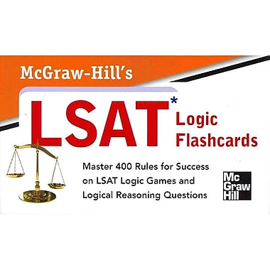 Mcgraw-hill's Lsat Logic Wendy Hanks Paperback
