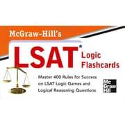 Mcgraw-hill's Lsat Logic Wendy Hanks Paperback