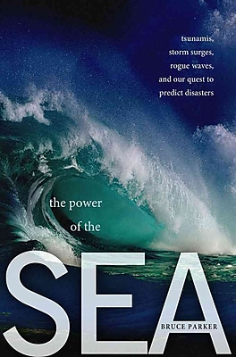 The Power of the Sea Bruce Parker Paperback