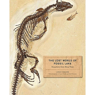 The Lost World of Fossil Lake Lance Grande Snapshots from Deep Time Hardcover
