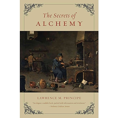 The Secrets of Alchemy (Synthesis) Lawrence M. Principe Paperback