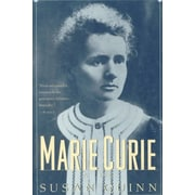 Marie Curie: A Life (Radcliffe Biography Series) Susan Quinn  Paperback