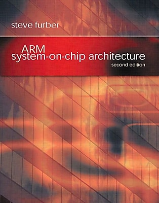 ARM System-on-Chip Architecture Steve Furber Paperback