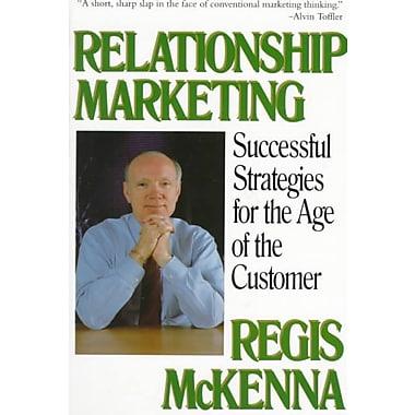 Relationship Marketing Regis Mckenna Paperback