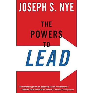 The Powers to Lead Joseph Nye Paperback