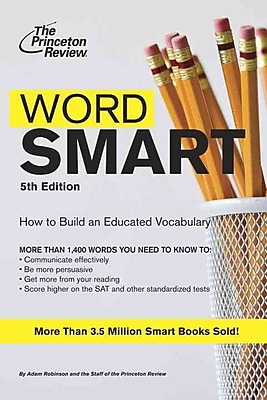 Word Smart, 5th Edition (Smart Guides) Princeton Review Paperback